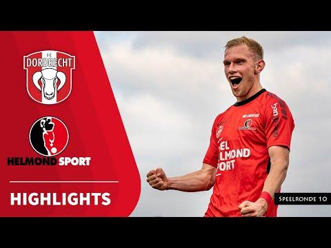 Dordrecht Helmond Goals And Highlights
