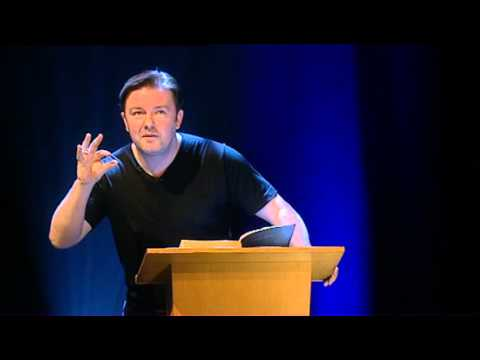 Ricky Gervais - The Bible