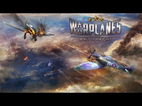 Warplanes: WW2 Dogfight - Nintendo Switch Launch Trailer PEGI!