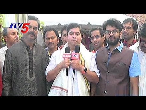 Vinayaka Chavithi Celebrations In Dallas | USA | TV5 News