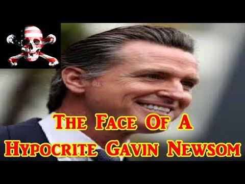Gavin Newsom Stops The Death Penalty In California, What A Hypocrite