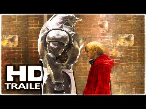 Thumbnail: FULL METAL ALCHEMIST Official Trailer (2017) Anime Live Action Movie HD