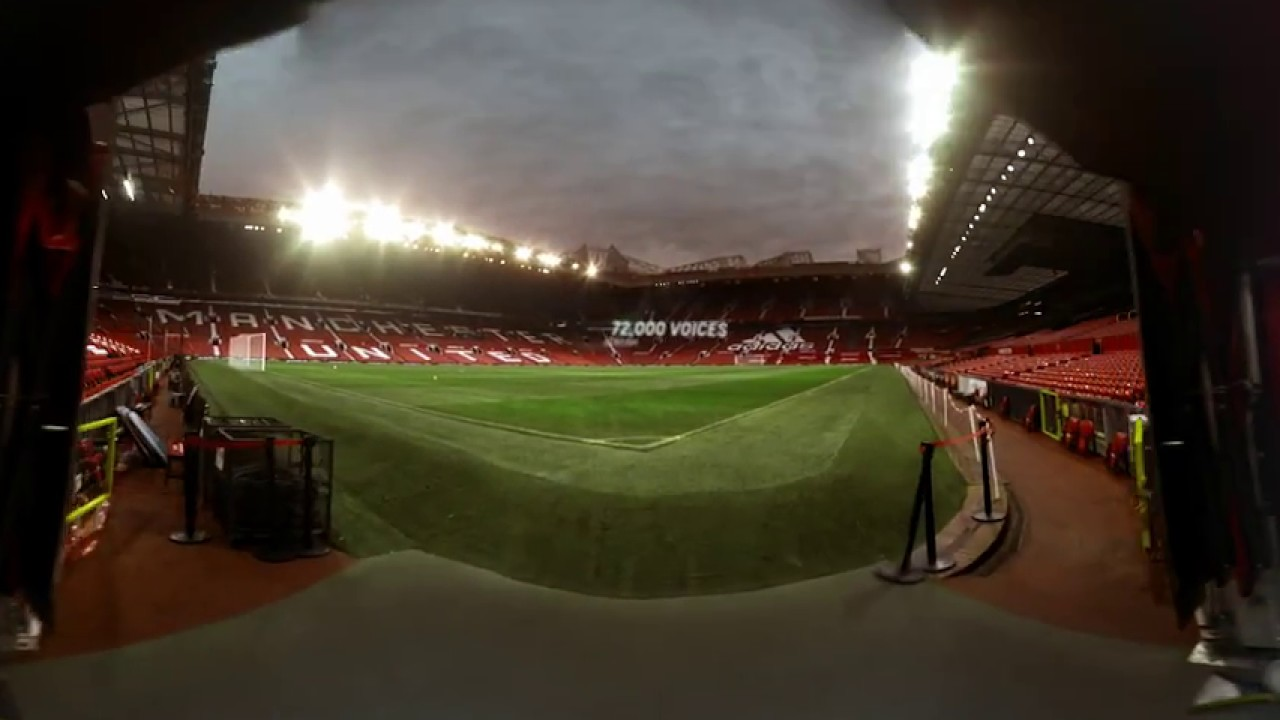 Manchester United 360 VR Experience