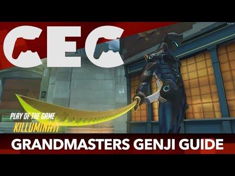 HOW TO USE GENJI'S ULTIMATE FOR DIAMOND - GRANDMASTERS - CEC