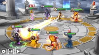 Fighter 3 Arena Match - Lumirecia Steals the Show!