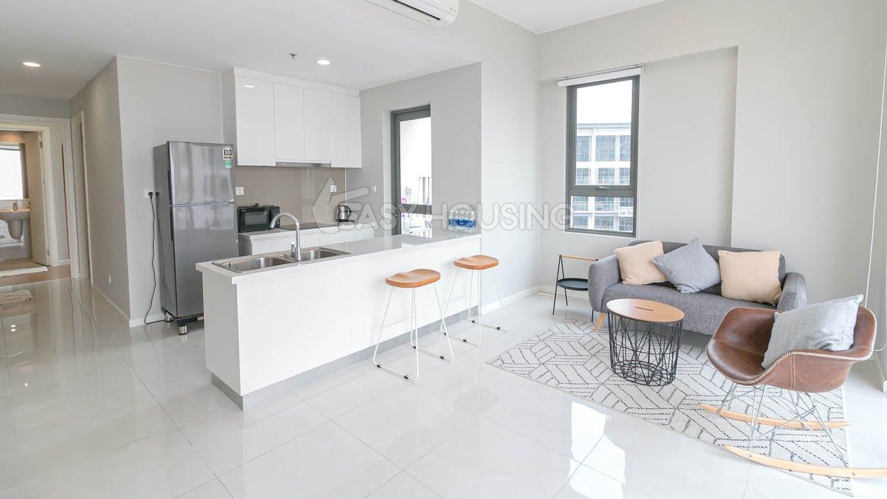 image 🍀Tham qua căn hộ Masteri An phú - căn hộ cho thuê🍀   Masteri An Phu for rent - apartment tour