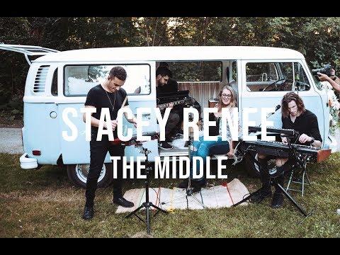 The Middle - ZEDD feat. Maren Morris (Stacey Renee Cover) Mp3