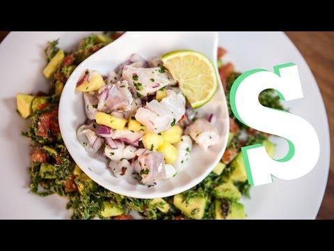 Ceviche Recipe - SORTED
