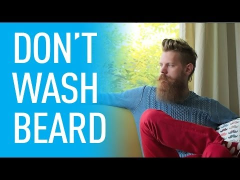 Don't Wash Your Beard Daily! | Eric Bandholz