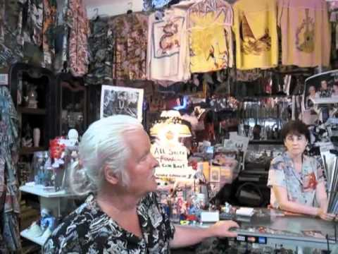 Anthony Bourdain Aloha Shirts in Bailey's Antiques