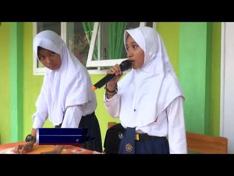Debat Kandidat Calon Ketua Osis Smp N 1 Telaga Jaya Youtube