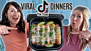 Download TESTING Viral TIK TOK AIR FRYER RECIPES with @Fabulessly Frugal... is anything worth making??