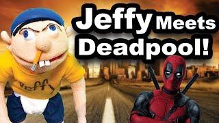 SML Parody: Jeffy Meets Deadpool!