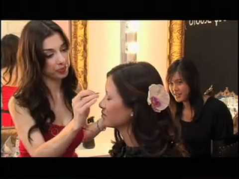 Yana Beauty Studio is featured on Wedding Day Makeover TLC