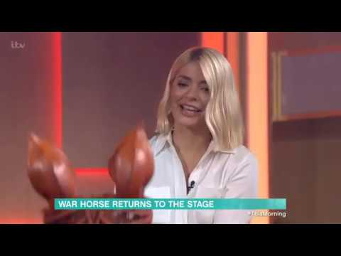 War Horse   This Morning Appearance