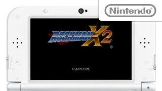 ロックマンX2 プレイ映像