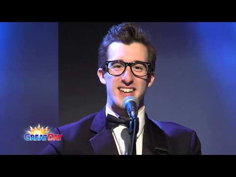2-12-16 Great Day Sound Stage – Buddy: The Buddy Holly Story