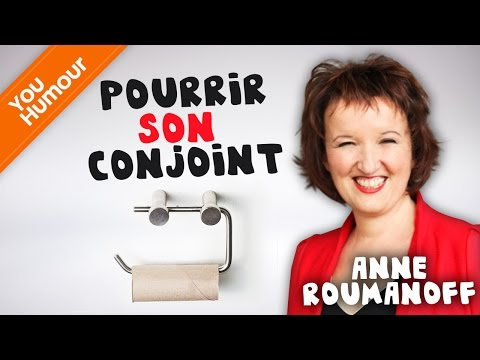 ANNE ROUMANOFF- Le divorce