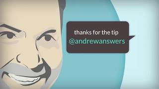Ask Andrew: Have A Question For Andrew?