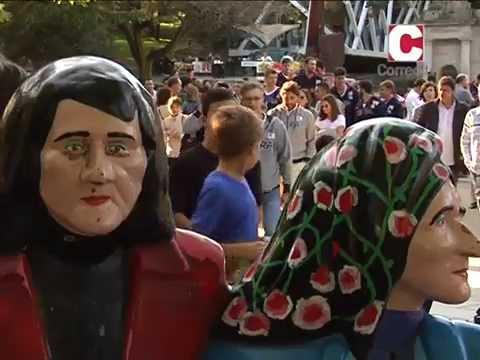 DEPORTES: PREVIA SANTIAGO FUTSAL- OBRA BALONCESTO NA RÚA