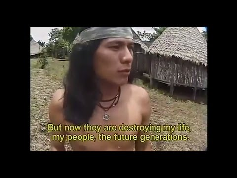 Shamans of the Amazon pt 1 [Documentary] Ayahuasca ~ DMT ~ Terence McKenna cameo