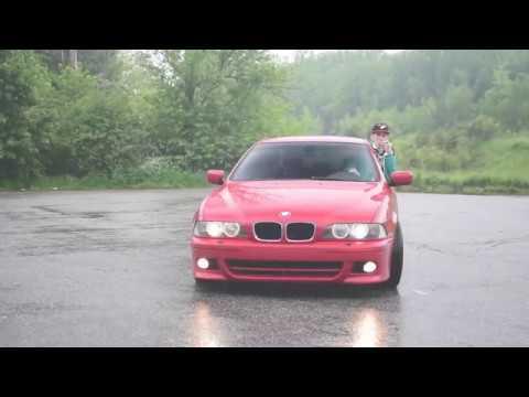 BMW E39 530D Drift