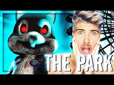 WTF A DEMON CHIPMUNK?! | The Park #1