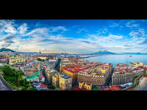 Naples City Tour - Napoli Şehir Turu