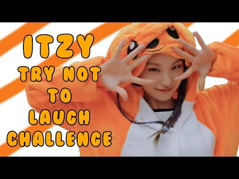 Download ITZY Try Not To Laugh/Smile Challenge    BEST FUNNY MOMENTS