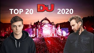 Who is the NUMBER 1 DJ of the World 2020? - Official DJ Mag 2020 Results