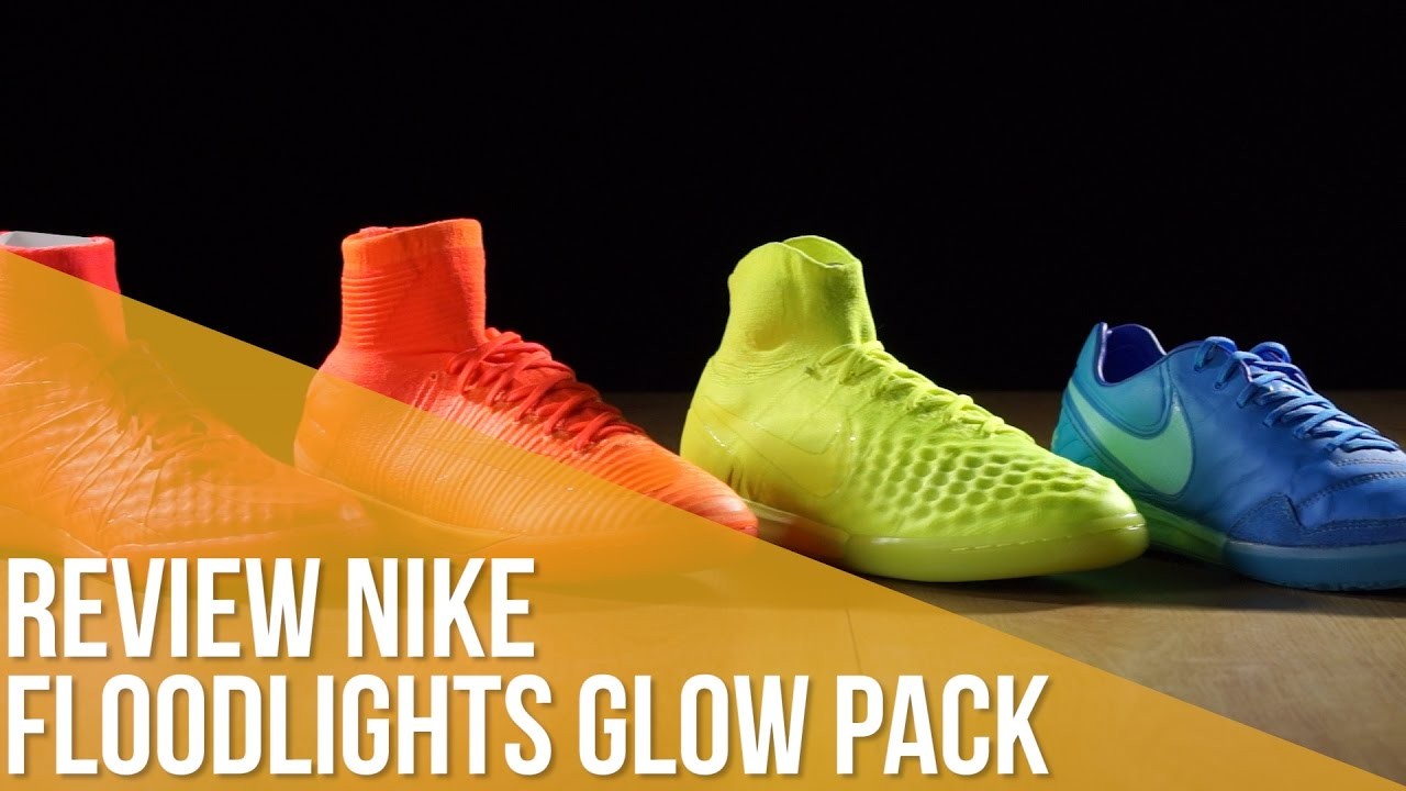 Review Nike Floodlights Glow Pack - YouTube 608b6d1b91
