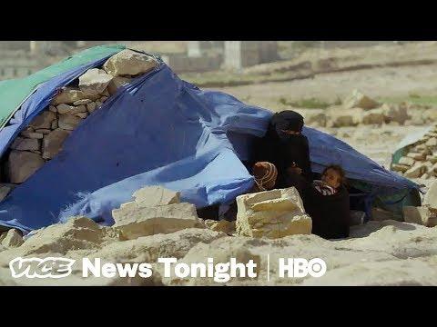 Yemen's Cost Of War & Dow Jones Record-Breaker: VICE News Tonight Full Episode (HBO)