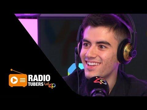 Jordi ENP, de actor X a youtuber, en Radiotubers!
