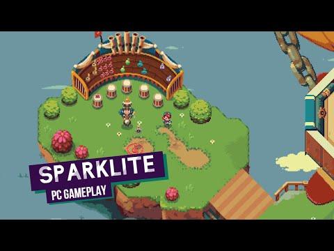 Sparklite - PC Gameplay |