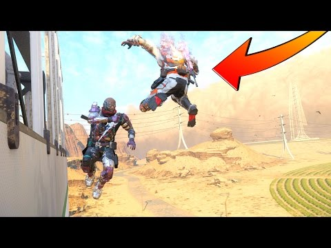 I GOT JUKED ON A WALL-RUN!!!! HIDE N' SEEK ON BLACK OPS 3