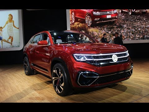 VOLKSWAGEN ATLAS CROSS SPORT CAR AND DRIVER BODY SPORTY