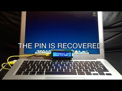 Macbook Air 2012 BIOS EFI firmware password remove in seconds by Mac