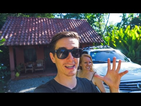 TOUR OF OUR COSTA RICAN HOME! - Travel Vlog
