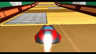 Hover Racer Full Gameplay Walkthrough