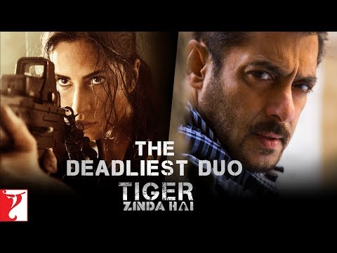 The Deadliest Duo - Promo | Tiger Zinda...