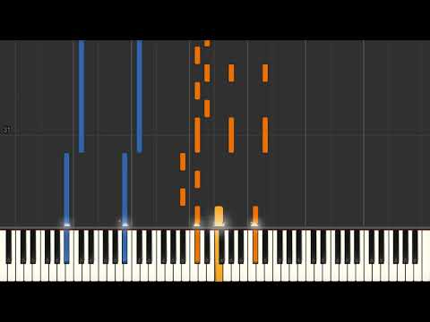 How You Love Me (Bright Lights) - Piano tutorial