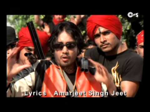 Mika - Punjabi Song Promo (Tere Aage Nahin Chalni)