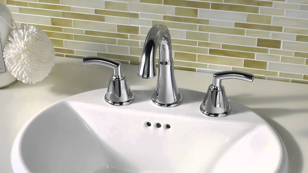 Luxury Above Undermount Drop In Sinks By American Standard