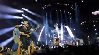 Zac Brown Band July 13 2018 Toronto Enter Sandman