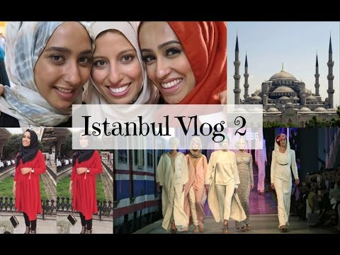 Istanbul Modest Fashion Week Vlog 2 | Sebinaah