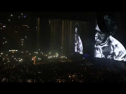 Post Malone - Better Now [Live in Amsterdam]