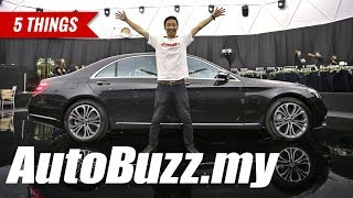 Mercedes-Benz S560e PHEV in Malaysia, 5 Things - AutoBuzz.my
