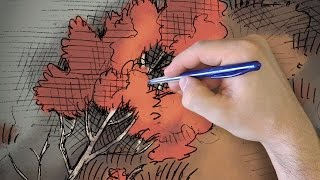 How To Draw Trees Pt.3/3 (DM