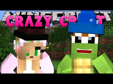 Minecraft - CRAZY CRAFT 3.0 - LITTLE KELLY GOES HAT HUNTING
