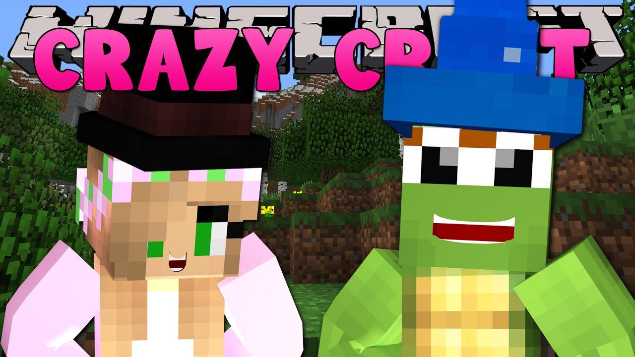 Minecraft crazy craft 3 0 little kelly goes hat for Crazy craft 3 0 server